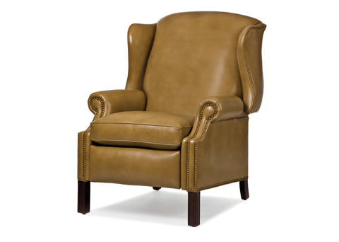 Hancock and Moore - Browning High Leg Power Recliner - 1002-PR