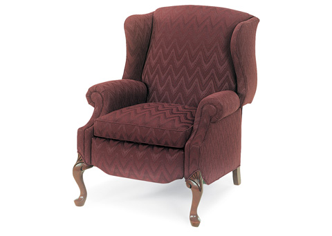 Hancock and Moore - Alexander Wing Chair Power Recliner - 1006-PR