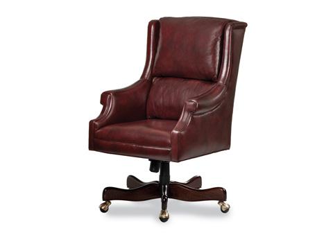 Hancock and Moore - Greyson Swivel Tilt Chair - 5471ST-PL