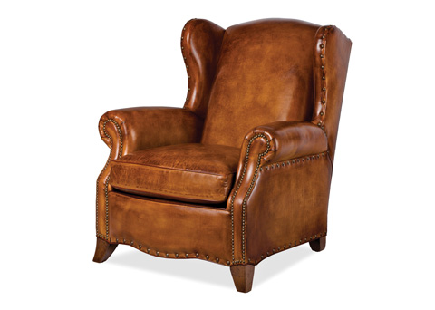 Hancock and Moore - Newton Tight Back Chair - 5782-1