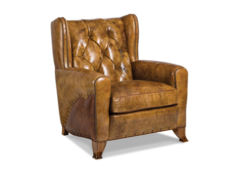 Hancock and Moore - Expedition Tufted Chair - 5842-1-T