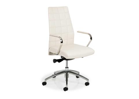 Hancock and Moore - Blade Grid Back Swivel Tilt Chair - 5884ST-UPH