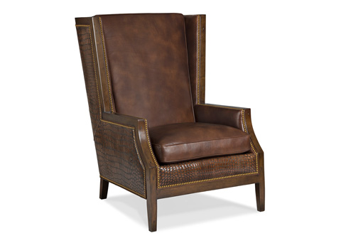 Hancock and Moore - Gibson Wing Chair - 6037-1