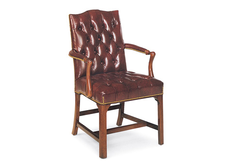 Hancock and Moore - Graham Tufted Arm Chair - 9117