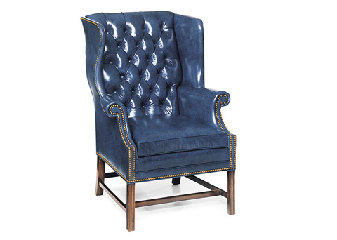 Hancock and Moore - Hepworth Tufted Wing Chair - 9142
