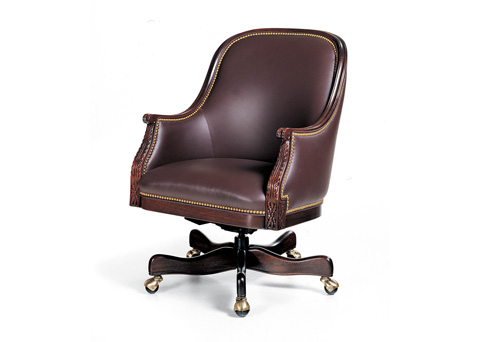 Hancock and Moore - Tivoli Low Back Office Chair - 9316ST