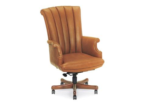 Hancock and Moore - Bradford Swivel-Tilt Pneumatic Lift Chair - 9572ST-PL