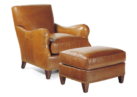 Hancock and Moore - Leather Club Chair - 1946
