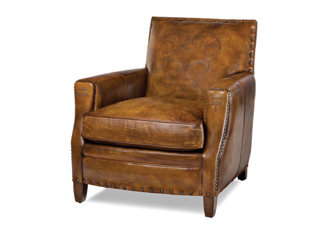 Hancock and Moore - Tightmoore Bootstitch Arm Chair - 5331-BA