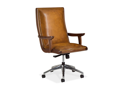 Hancock and Moore - Yachtsman Swivel Tilt Chair - 6043WST-PL