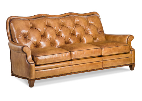 Hancock and Moore - Harvest Tufted Sofa - 6046-3-T