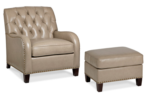 Hancock and Moore - Point Tufted Back Chair - 6072-1