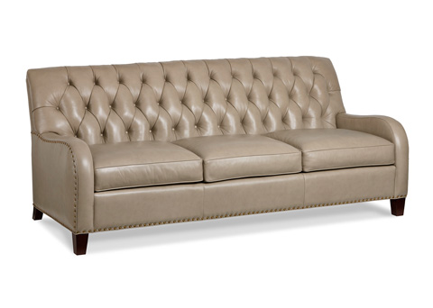 Hancock and Moore - Point Tufted Back Sofa - 6072-3