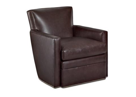 Hancock and Moore - Hamden Swivel Chair - 6093-S