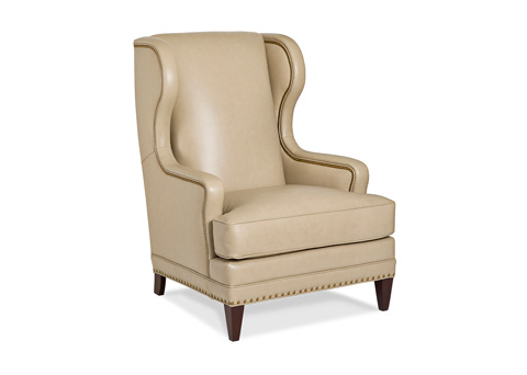 Hancock and Moore - Mandy Wing Chair - 6104-1