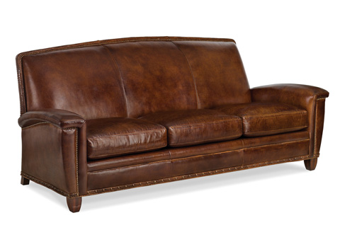 Hancock and Moore - French Curve Sofa - 6155-3