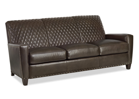 Hancock and Moore - Lloyd Quilted Sofa - 6165-3