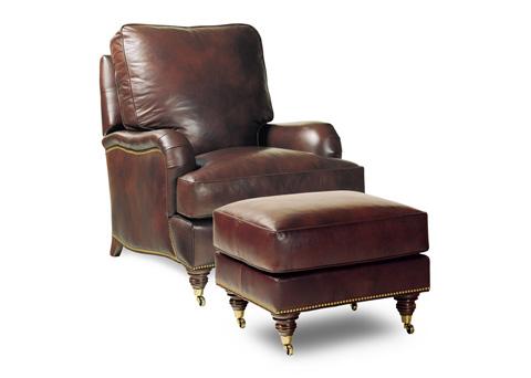 Hancock and Moore - Bradley Tilt Back Chair and Ottoman - 2046/2047