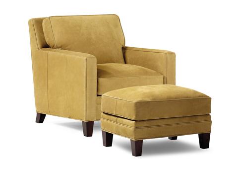 Hancock and Moore - Lena Chair and Ottoman - 4648/4649