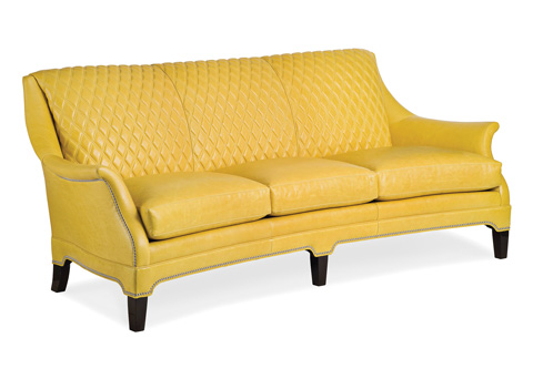 Hancock and Moore - Sculpture Quilted Sofa - 6116-3-Q