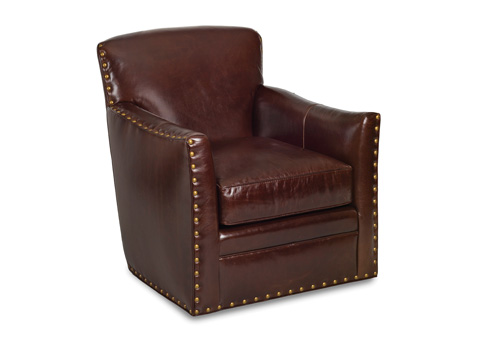 Hancock and Moore - Parker Swivel Chair - 6195-S