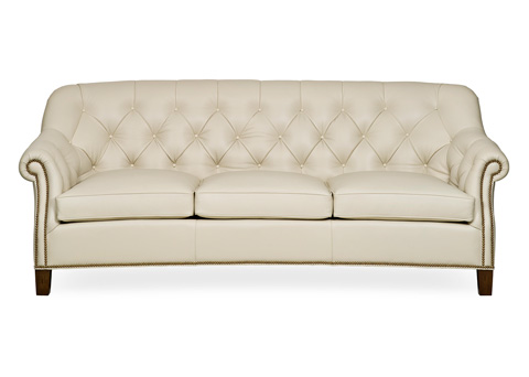 Hancock and Moore - Rita Button Tufted Sofa - 6211-3