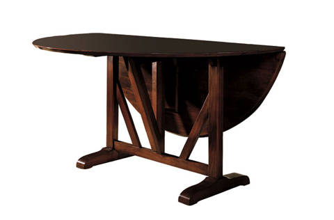 Image of Drop-Leaf Dining Table