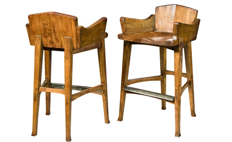 Harden Furniture - Saloon Barstool - 1670