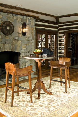 Harden Furniture - Saloon Pub Set - 1670/1680