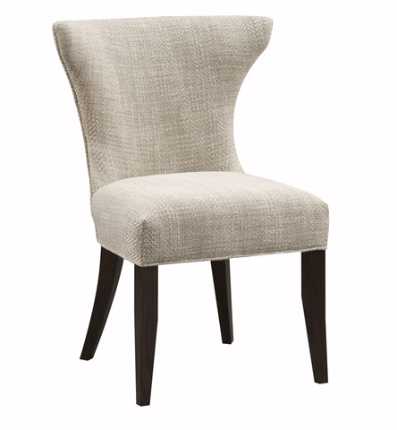 Harden Furniture - Numera Wingback Host Side Chair - 1973