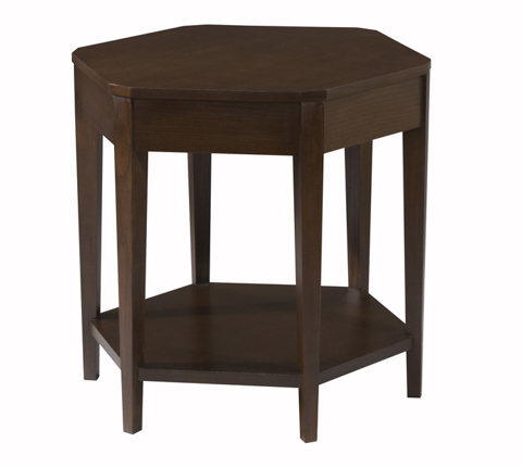 Image of Sabina Marble Top Side Table