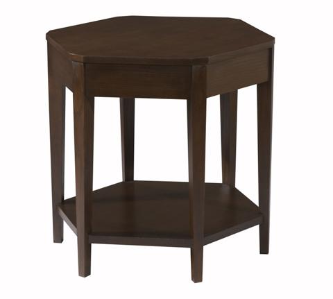 Harden Furniture - Sabina Marble Top Side Table - 1938-200