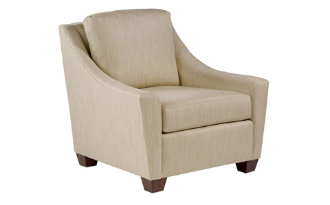 Image of Slipper Arm Lounge Chair