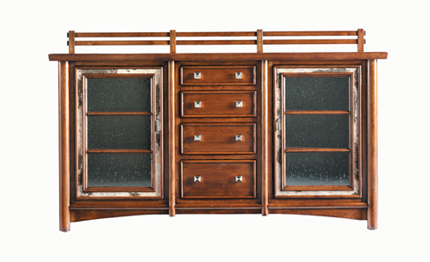Harden Furniture - Whiteface Buffet - 1697