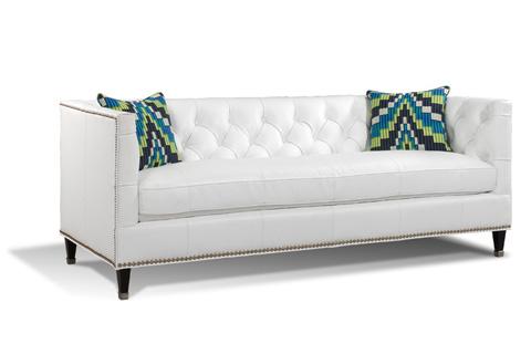 Image of Tufted Track Arm Sofa