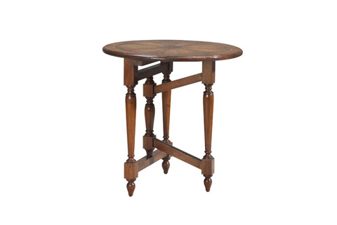 Harden Furniture - Gate Leg Accent Table - 107