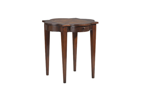 Harden Furniture - Leg End Table - 111