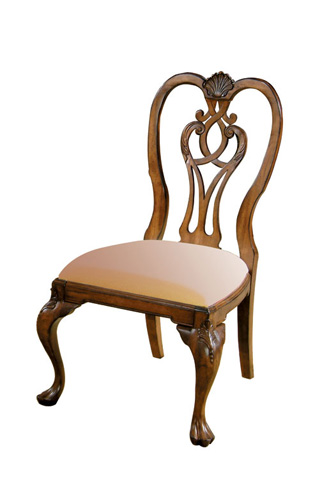 Harden Furniture - Traditional Dining Side Chair - 1267