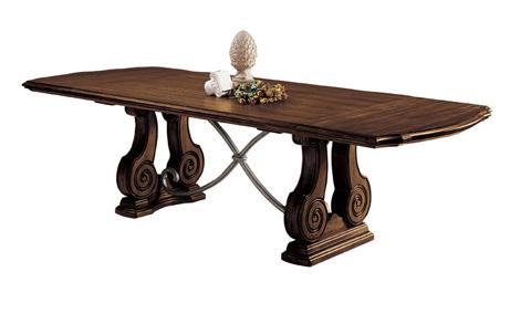 Harden Furniture - Trestle Dining Table - 1380
