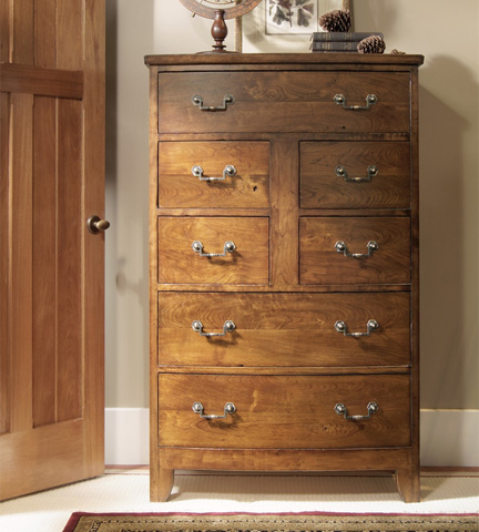 Harden Furniture - Bitteroot Seven Drawer Chest - 1615