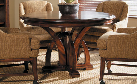 Harden Furniture - Colter Game Table - 1628
