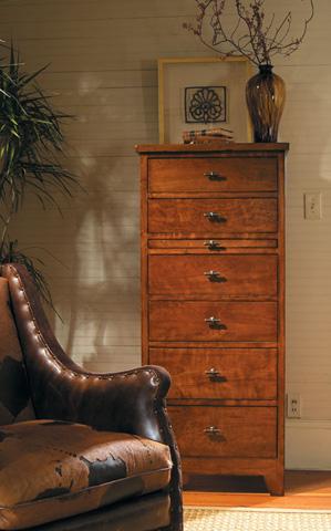 Harden Furniture - Wild Rose Semainier - 1629