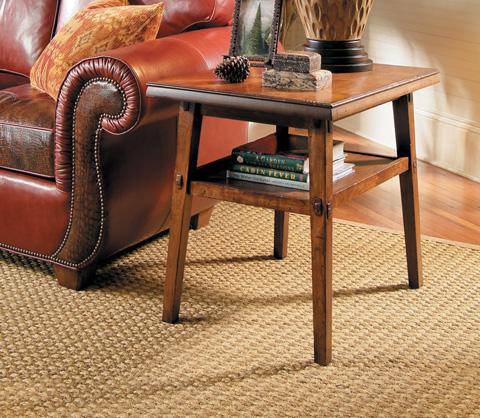 Harden Furniture - Bridger End Table - 1648