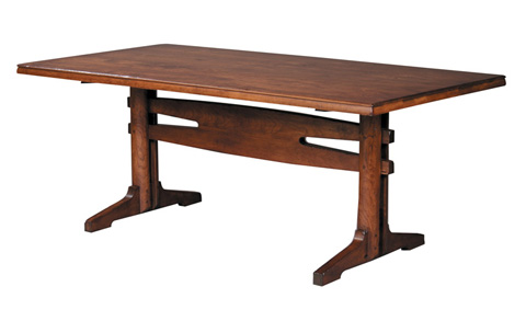 Harden Furniture - Mill Valley Dining Table - 1692
