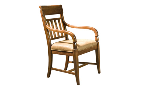 Harden Furniture - Deacon's Arm Chair - 1694