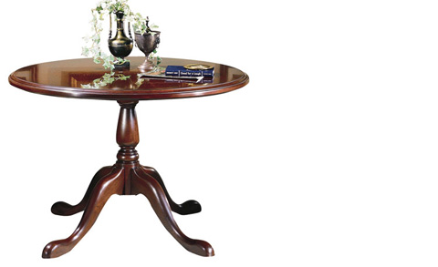 Harden Furniture - Queen Anne Conference Table - 1715
