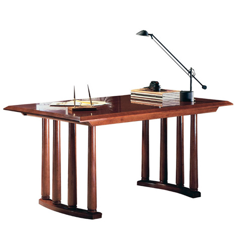 Harden Furniture - Column Conference Table - 1718