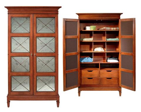 Harden Furniture - St. Regis Armoire - 1805