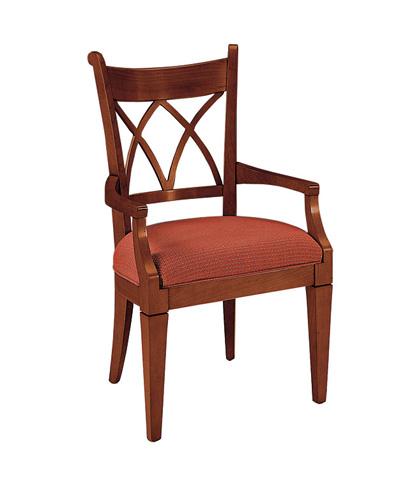 Harden Furniture - Trellis Arm Chair - 1888