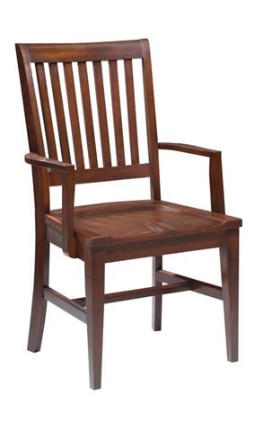 Harden Furniture - Saugus Arm Chair - 2970